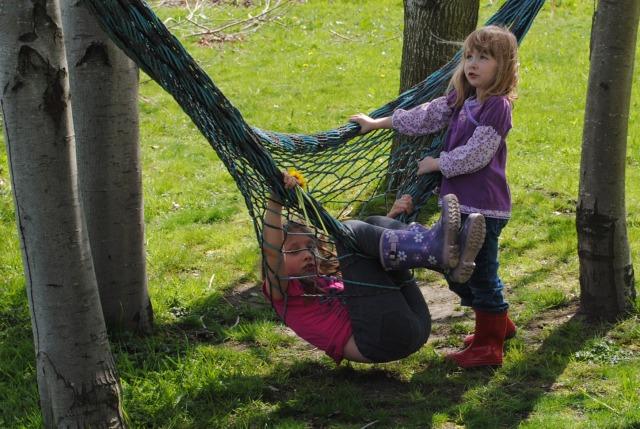 hole in the hammock